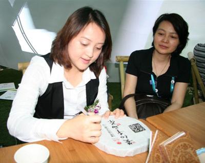 安化千两茶礼盒(久扬2012)