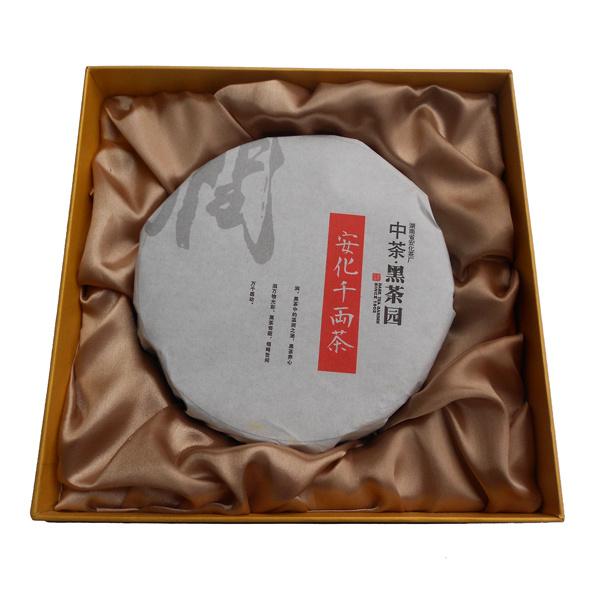 千两茶饼礼盒800g(中茶2012)3