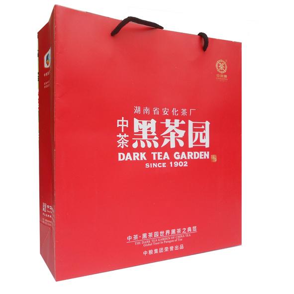 千两茶饼礼盒800g(中茶2012)4