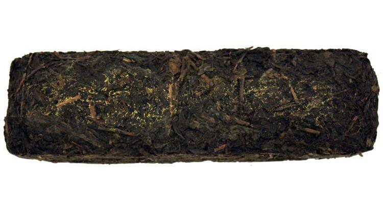润黑手筑茯砖1kg(中茶2013)4