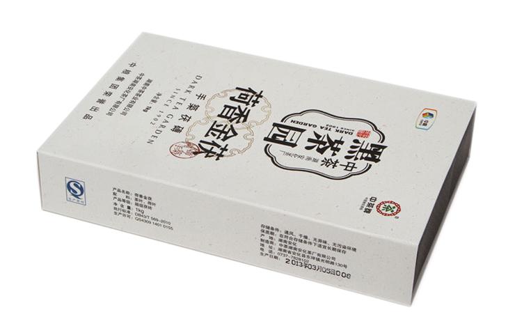 荷香金茯1kg(中茶2013)3