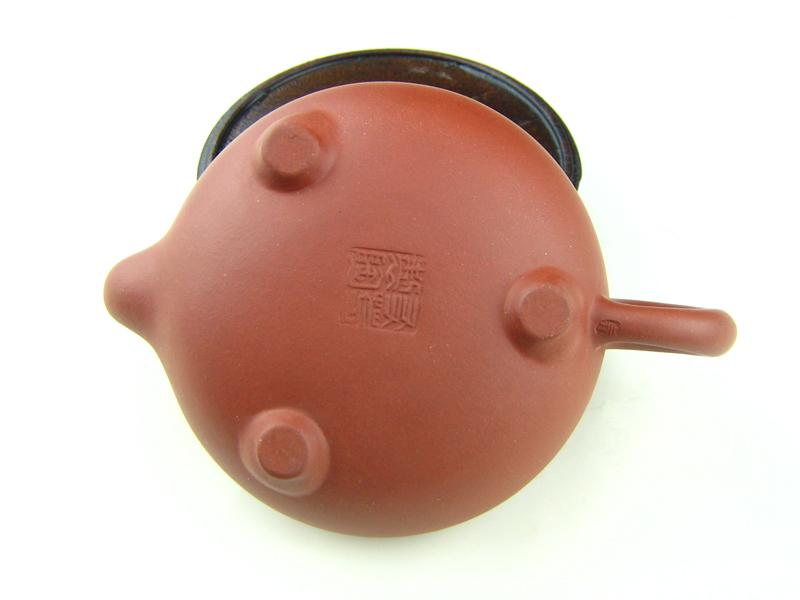 大彬如意壶(吴友芳) 传统经典款式 宜兴紫砂壶