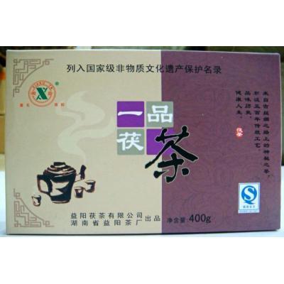 一品茯茶400g(湘益2011)
