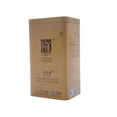 铁盒装天尖茶200g(白沙溪2011)