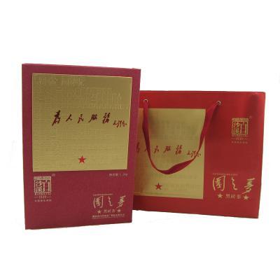 国之梦黑砖茶礼盒1.2kg(白沙溪2013)