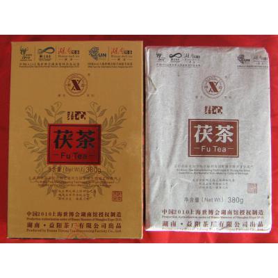 君心茯茶380克(湘益2011)