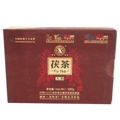 天和茯茶380g(湘益2012)  2011茶博会金奖