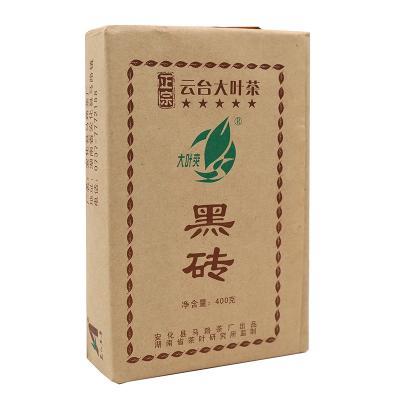 大叶爽黑砖茶400g(大叶爽2014)