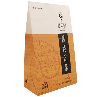 黑砖沱茶90g(顺天然2015)